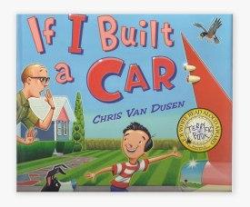 If I Built A Car book cover