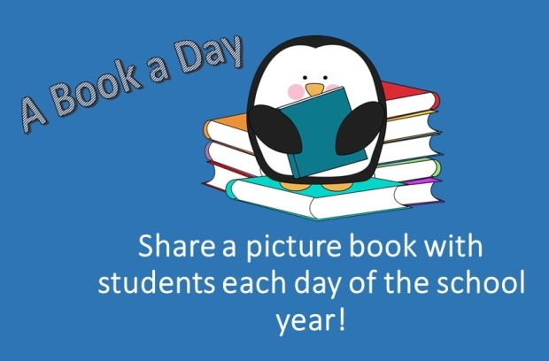 Share a picture book with students each day