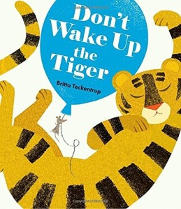 Dont Wake Up the Tiger