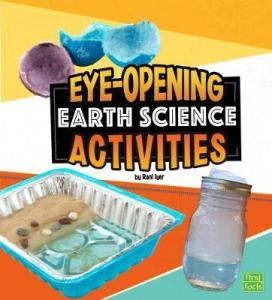 Eye opening earth science activities