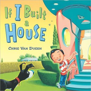 If I Built a House book cover