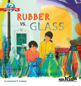 Rubber vs Glass